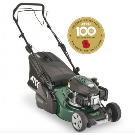 Atco Liner 16S Self-Propelled Petrol Lawnmower