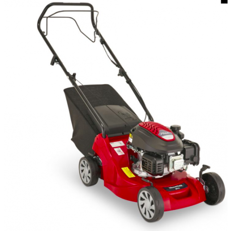 Mountfield HP41 Push Propelled 4 Wheeled Petrol Mower 1