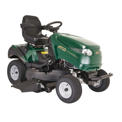 Atco GTX 48HR Twin 4WD Ride on Mower