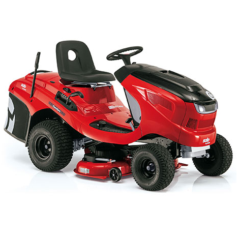 AL-KO Comfort T15-103 HD-A Rear Collection Garden Tractor
