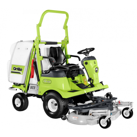 Grillo FD 450 Hydrostatic Mower with Front Mounted Deck